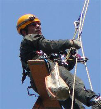 Sascha Kranz- Windkraftexperte www.seiltek.de